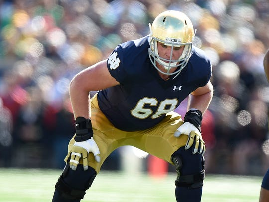 Sep 19, 2015; South Bend, IN, USA; Notre Dame Fighting