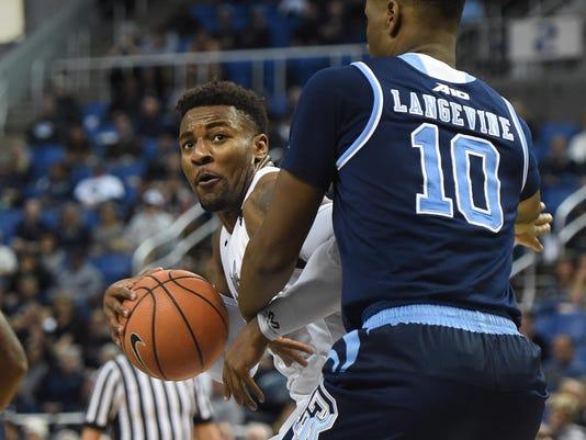 Nevada Basketball Game