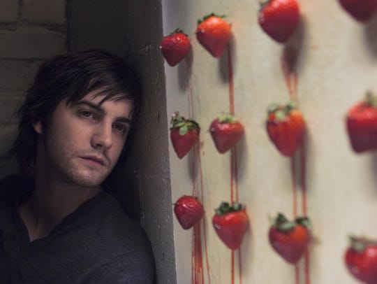 "Jim Sturgess appears in a scene from ""Across the Universe."""