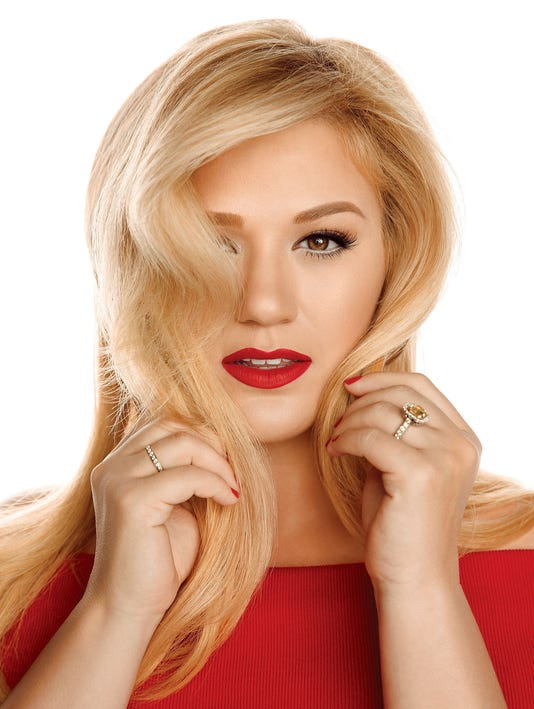 Kelly Clarkson's 'Wrapped In Red'