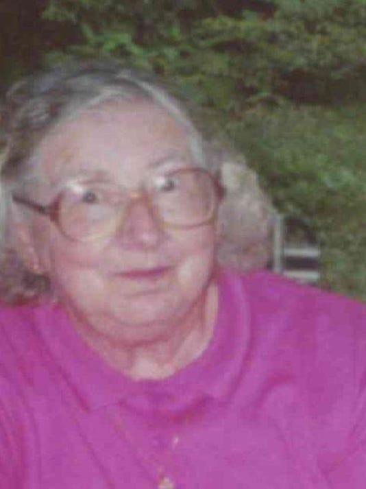 Gladys Buchanan