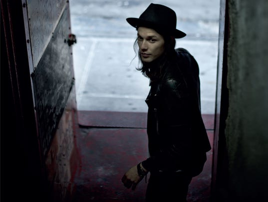 James Bay (singer) On the Verge James Bay throws his hat in the ring
