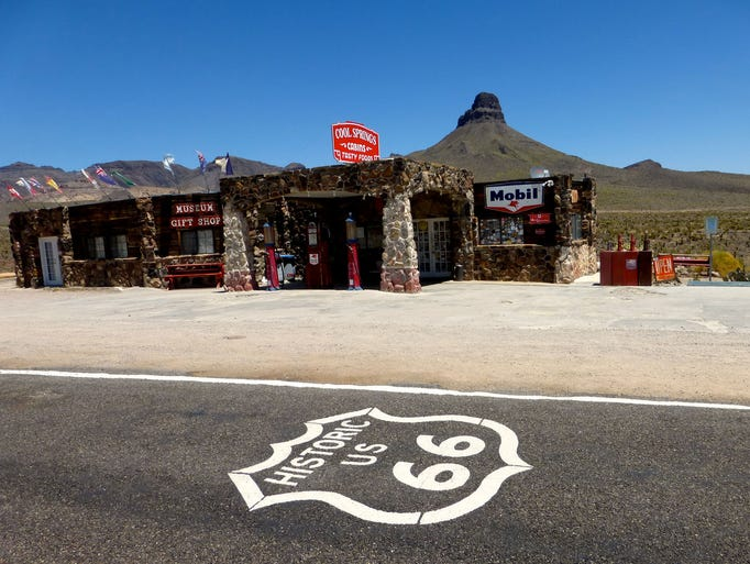 Arizonas Route 66 Favorite spots hidden gems