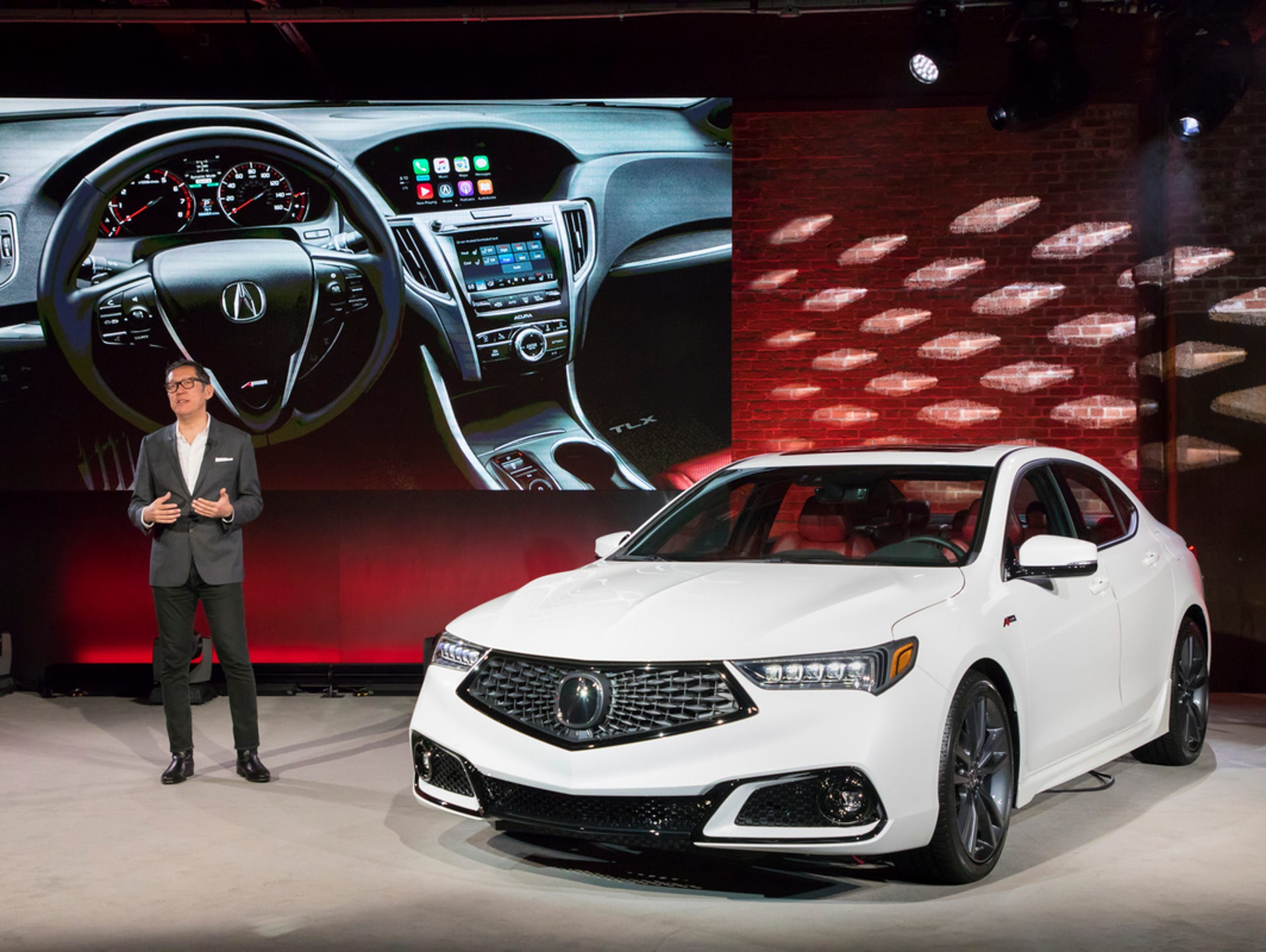 2018 acura tlx interior. contemporary acura jon ikeda vice president and general manager of acura to 2018 acura tlx interior