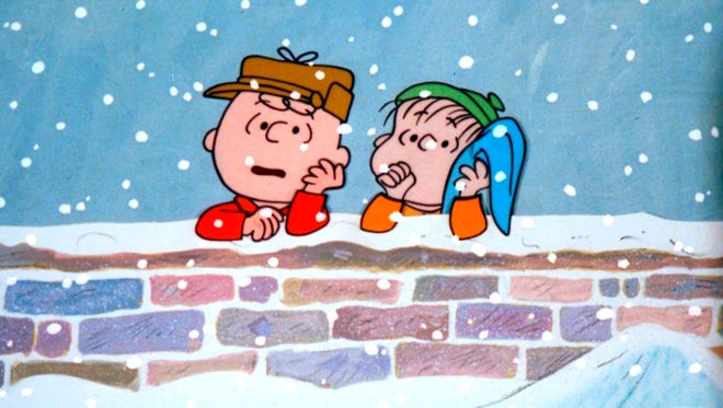 The traditional 'A Charlie Brown Christmas' is back on ABC.