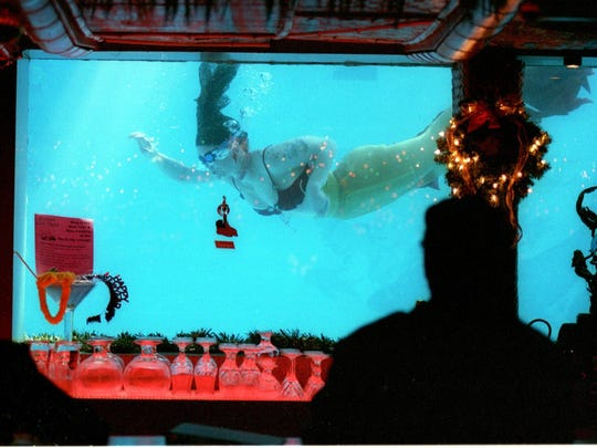 The Sip 'N Dip, which features mermaids and mermen, is Montana's most talked-about bar. But what if Channing Tatum was swimming around the pool?