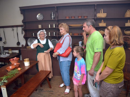 The York County History Center offers tours of the