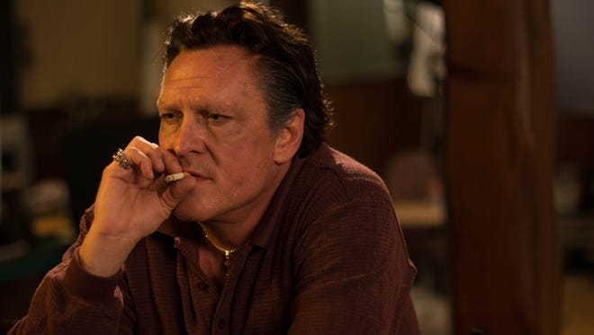 """Michael Madsen in a scene from """"Back in the Day."""""""