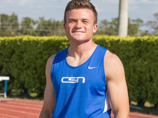 Alex Murphey, Community School track and field