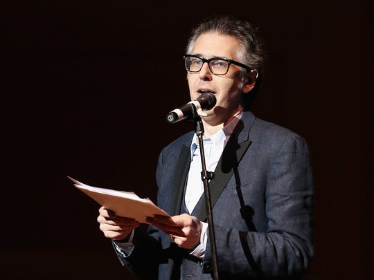 Ira Glass will perform on Jan. 23, 2016, at the Center for the Performing Arts.