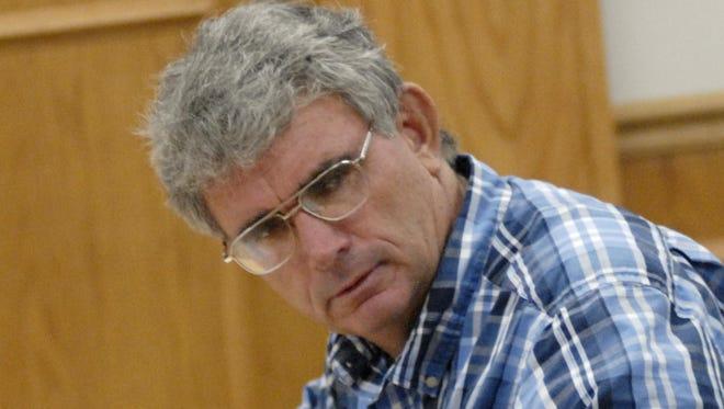 Clerk of Courts Scott Ellis