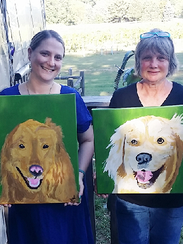 """Paint Your Pet"" night will be held Oct. 25 at Chateau"