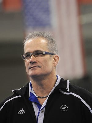 John Geddert, 60, of Grand Ledge, is a one-time U.S. Olympic women's gymnastics coach. He was suspended by USA Gymnastics Jan. 22.
