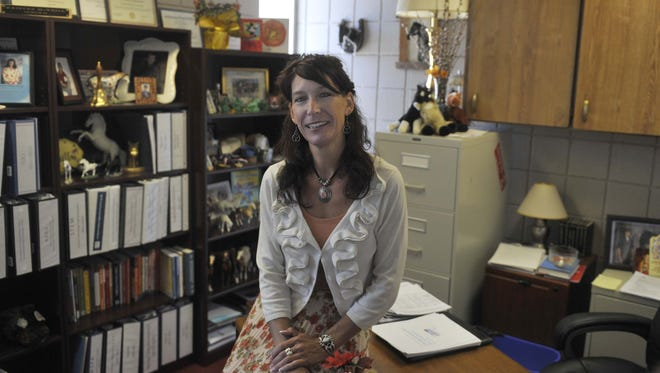 Kristen McNeill is Washoe County School District's new deputy superintendent.