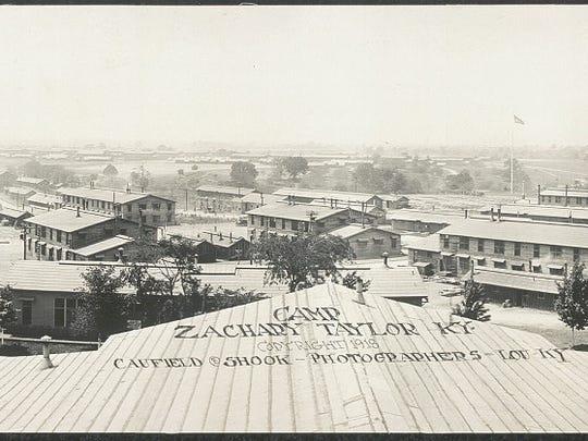 Camp Zachary Taylor