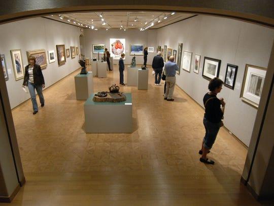 Leigh Yawkey Woodson Art Museum, 2009.