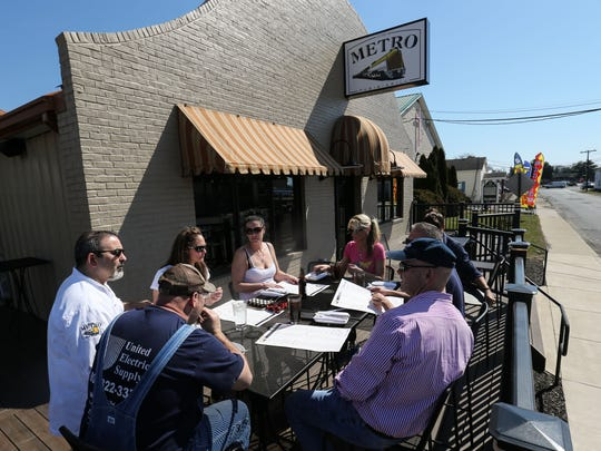 The Metro Pub is one of many downtown Middletown attractions.