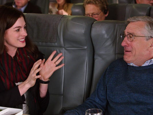 Film Review-The Intern