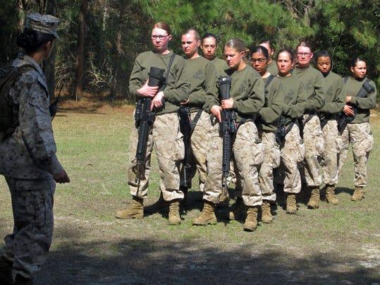 AP Women in Combat