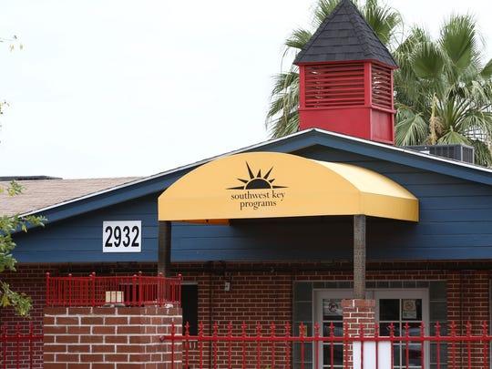 Southwest Key Programs near 14th Street and Thomas Road on July 10, 2018, in Phoenix.