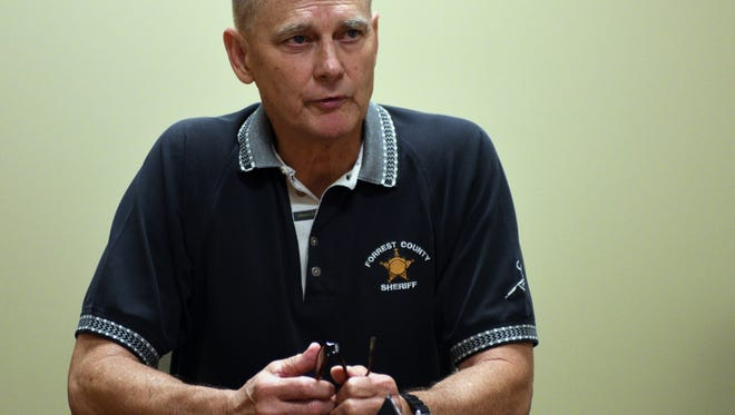 On Monday, Forrest County Sheriff Billy McGee said a warrant had been issued for a suspect or suspects involving an April case in which four computers were stolen from the Hattiesburg-Forrest County Industrial Park.