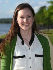 Erin Hoagland of Kingston, land projects manager for