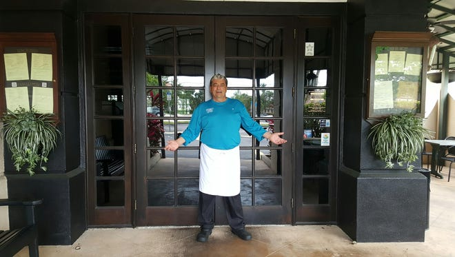 Chef Eddie Vozzella of University Grill in south Fort Myers is profiled in this week's In the Kitchen.