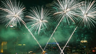 The Enquirer/Madison Schmidt A letter writer shares her disappoint that the Riverfest fireworks was not broadcast. Rozzi's Famous Fireworks glitter over the Cincinnati skyline during the 2015 Western & Southern / WEBN Firework show presented by Cincinnati Bell Sunday September 6, 2015.