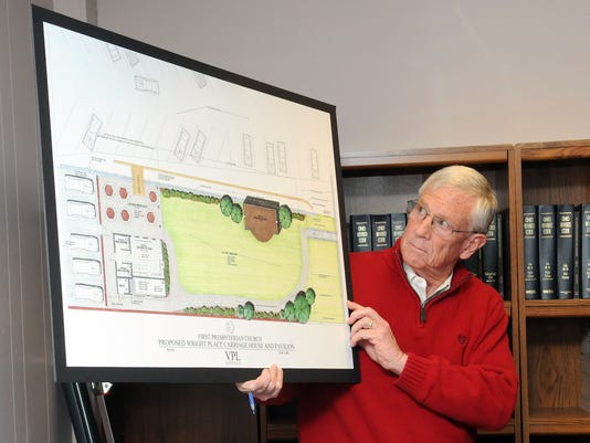historicdistrictproposal historic district proposal first presbyterian church