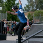 Utah Chapter of Way to Quit hosted a BMX & Skate Boarding at the Cedar City Skate Park on Saturday, May 30, 2015.