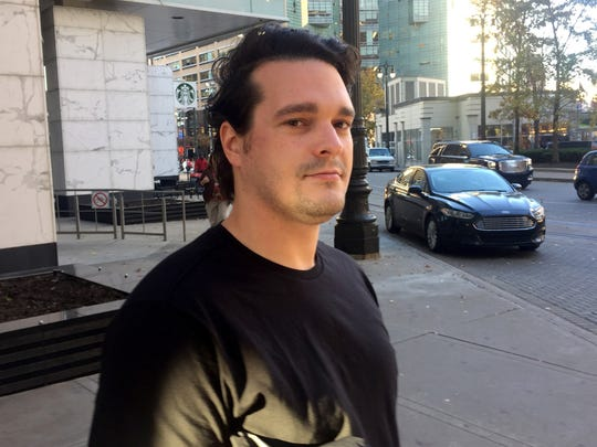 Jordan Stoewsand-Kryscio, 27, of Detroit has a health insurance plan from the Healthcare.gov marketplace that costs him $70 to $80 a month, but carries a huge $6,500 deductible.