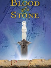 """The """"Blood of a Stone"""" cover."""