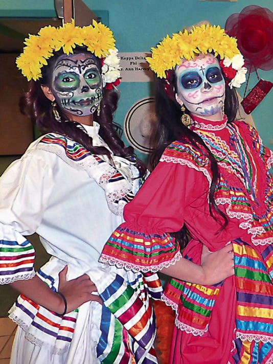 The Calavera Coalition is looking for artists to submit original artwork for the 2015 Dia de los Muertos on the Mesilla Plaza official T-shirt and poster design.