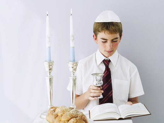 There are more than 600 commandments in the Jewish religion and many of them have to do with what to eat and how it should be prepared.
