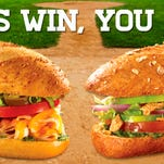 Follow the World Series and every time the Mets win, a free coupon is available.