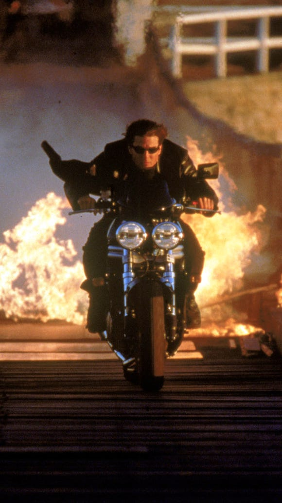 Mission: Impossible': All six movies (including 'Fallout