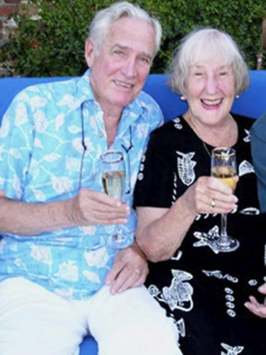 Dr. John R. and Harriet M. Kleiser will celebrate their 70th wedding anniversary on June 30.