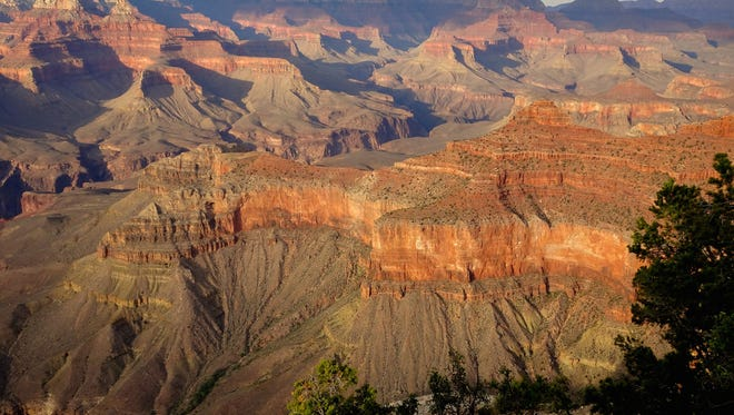 Passengers arriving on the Grand Canyon Railway will have just over three hours to soak up the sights at the Grand Canyon's South Rim before the return trip to Williams.
