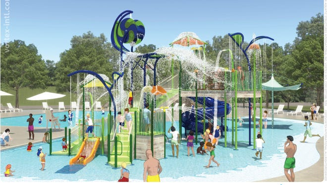 The Carmel Clay Parks Department will spend $500,000 on a new feature at the Monon Community Center Water Park.