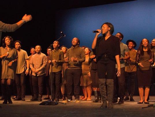 Kean University Gospel Choir