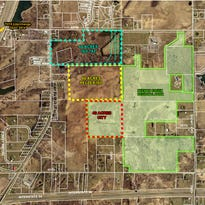 St. Cloud City Council will consider swapping its 40 acres of land for 66 acres of land from the school district.
