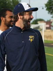 Tim Debyl is a co-owner, coach and player for the Madison Radicals. The 1991 Pulaski graduate has been playing ultimate Frisbee for 16 years.