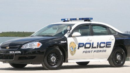 Fort Pierce patrol car