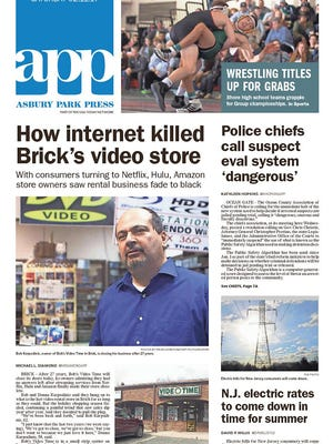 Asbury Park Press Saturday, Feb. 11, 2017