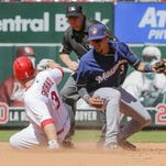 Cardinals frustrated after loss to Brewers