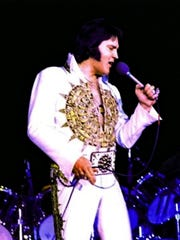 Bruce Frey went to see Elvis Presley perform in Madison