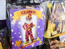 Police: trick or treat on, creepy clowns out