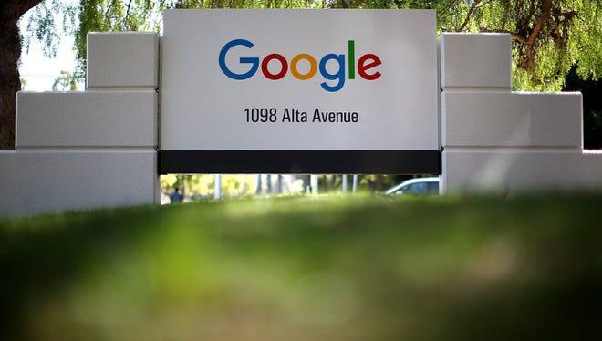 Google parent Alphabet reported fourth-quarter earnings on Thursday.