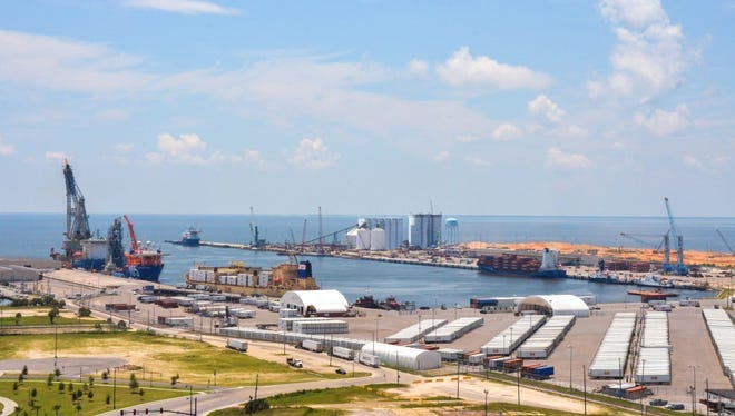 An MDOT-proposed $356.7 million project would connect U.S. 90 at the  Port of Gulfport to I-10 via State Route 601/Canal Road. It is one of four shovel-ready projects Gov. Phil Bryant submitted to the White House.