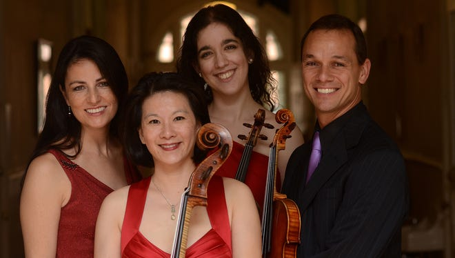 Carpe Diem String Quartet will present a formal concert on May 20 at Atonement Lutheran Church in St. Cloud.
